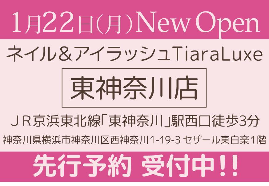 ティアラリュクス東神奈川店
